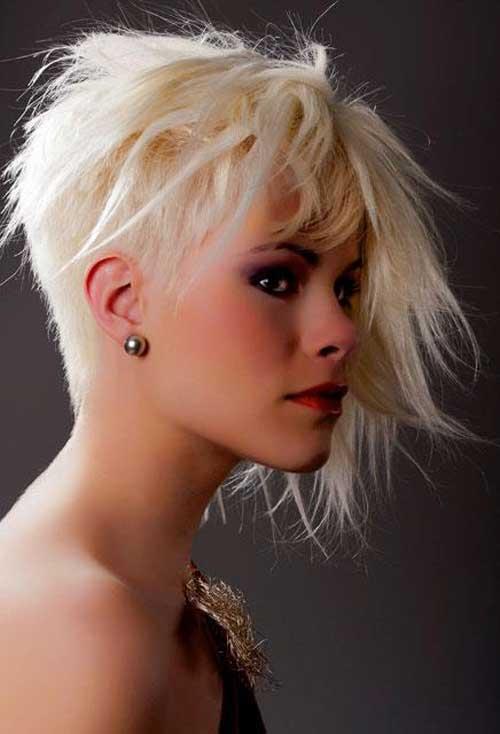Blonde short Hair 2013-6