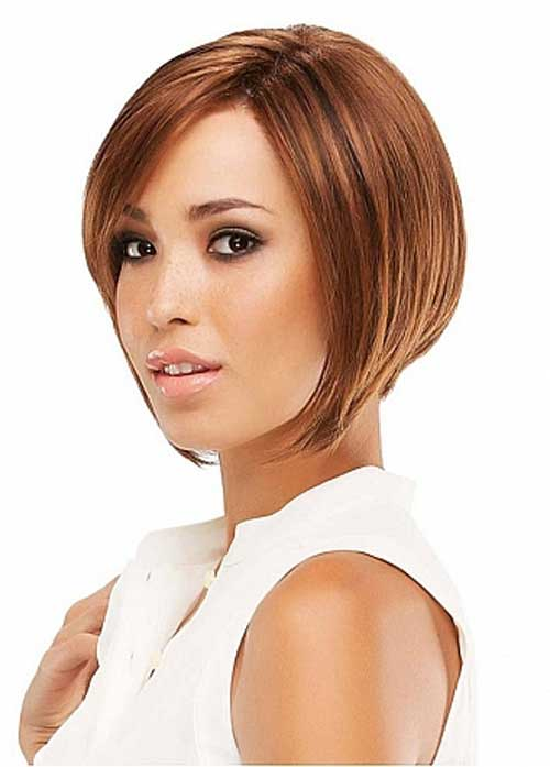 Styling Short Hair : 20 Bob Short Hair Styles 2013 Short Hairstyles 2016 - 2017 Most ...