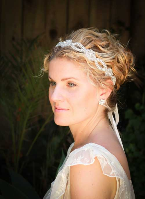 Bridal Short Hair Ideas-9