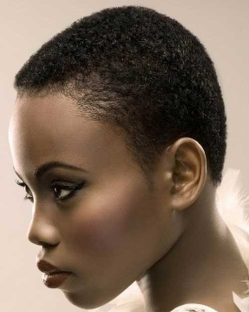 Strange Latest Short Haircuts For Black Women Short Hairstyles 2016 Hairstyle Inspiration Daily Dogsangcom