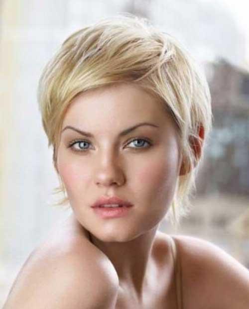 Celebrity Short Hair 2013-Elisha Cuthbert