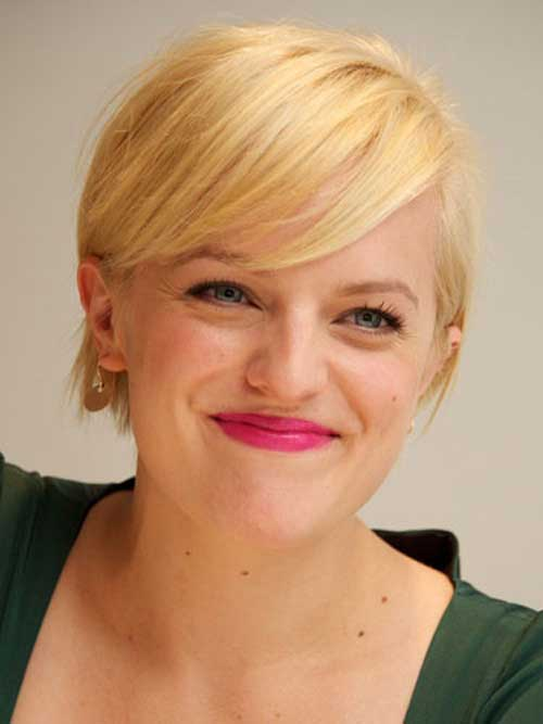 Celebrity Short Hairstyles for Women-14