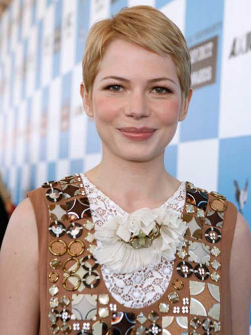 Celebrity Short Hairstyles for Women-7