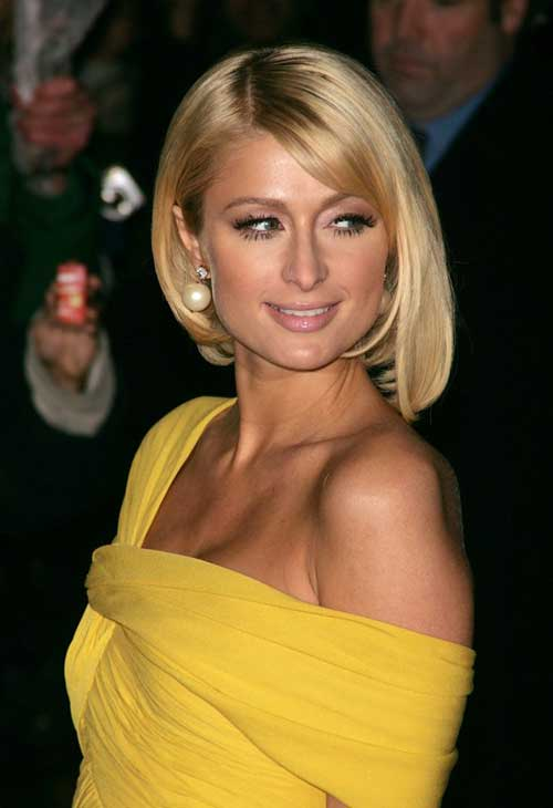Celebrity Women with Short Hair-4