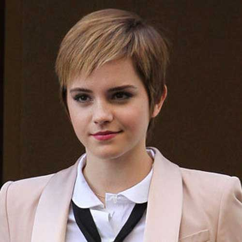 Celebrity Women with Short Hair-5