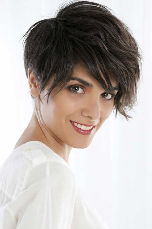 Chic Pixie Haircuts of 2013-2