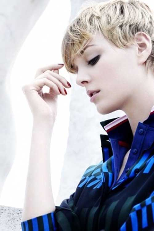 Chic Pixie Haircuts of 2013-3