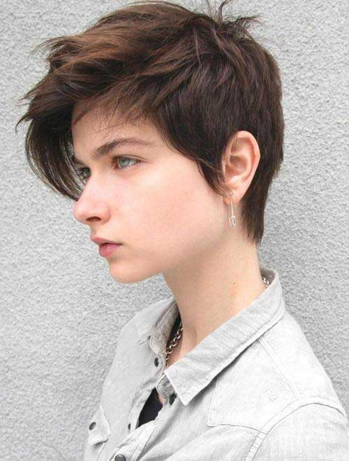 gender neutral haircuts androgynous hair curly hairstyles 1337