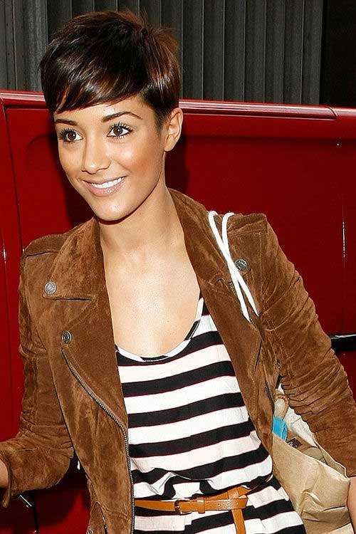 Chic Pixie Haircuts of 2013-7