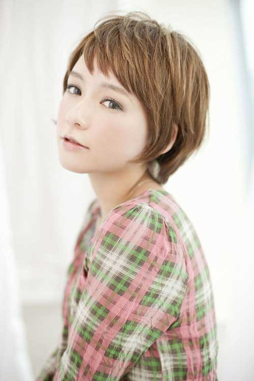 Cute Hairstyles for Short Hair 2013-6