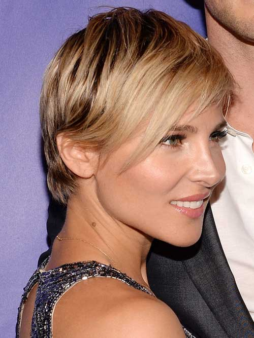 Cute Hairstyles for Short Hair 2013-7