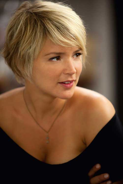 Cute Hairstyles for Short Hair 2013-9