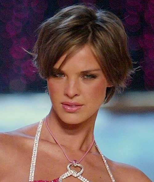 Cute Hairstyles with Short Hair-10