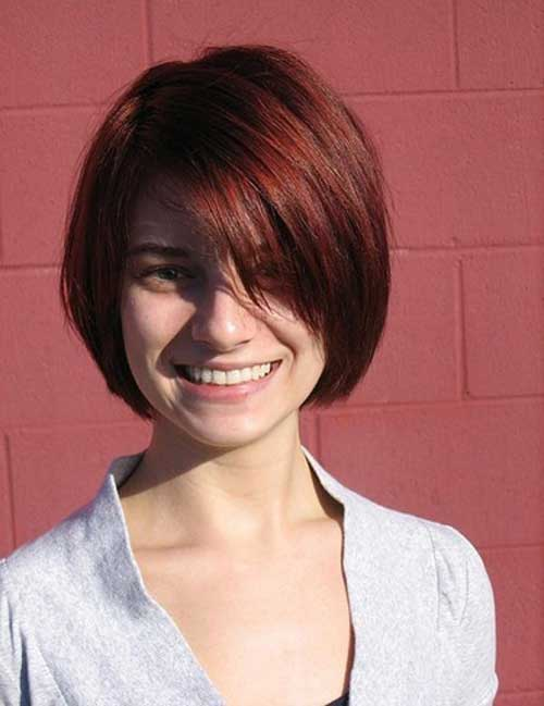 Cute Hairstyles with Short Hair-2