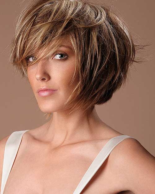 Cute Hairstyles with Short Hair-3