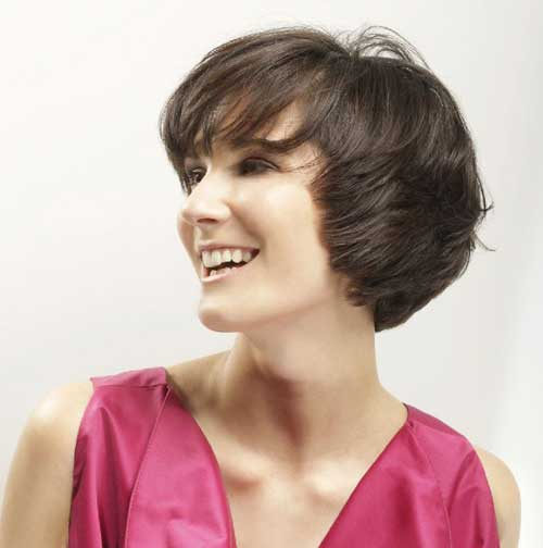 Cute Hairstyles with Short Hair-5