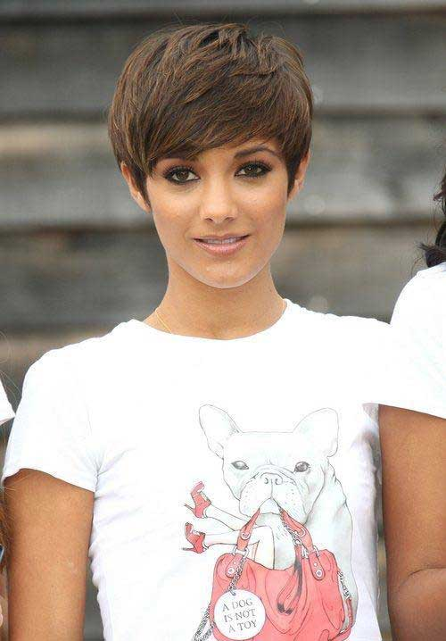 Cute Short Hair 2013-1