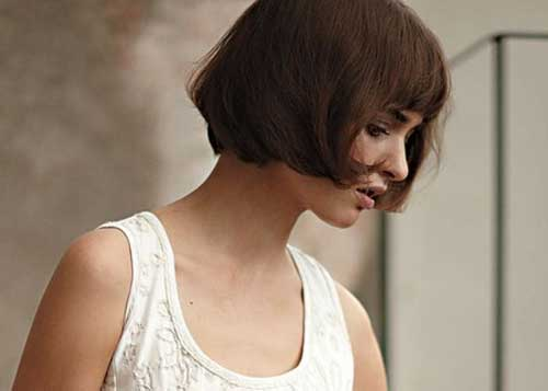 Cute Short Hair 2013-12