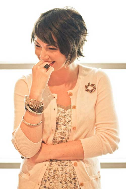 Cute Short Hair 2013-2