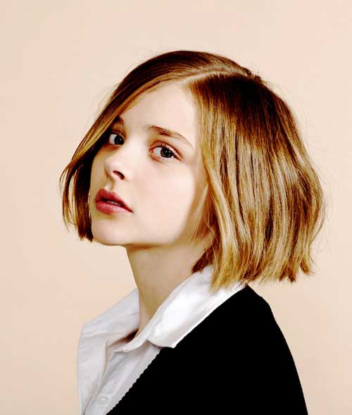 Cute Short Hair 2013-4