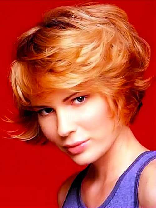 Cute Short Hair 2013-9