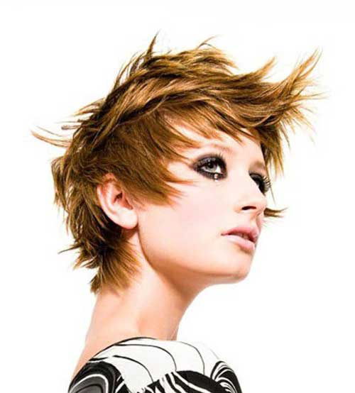 Cute Short Haircut Styles-3