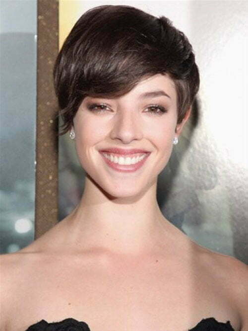 Excellent Cute And Easy Short Hairstyles Short Hairstyles 2016 2017 Hairstyles For Women Draintrainus