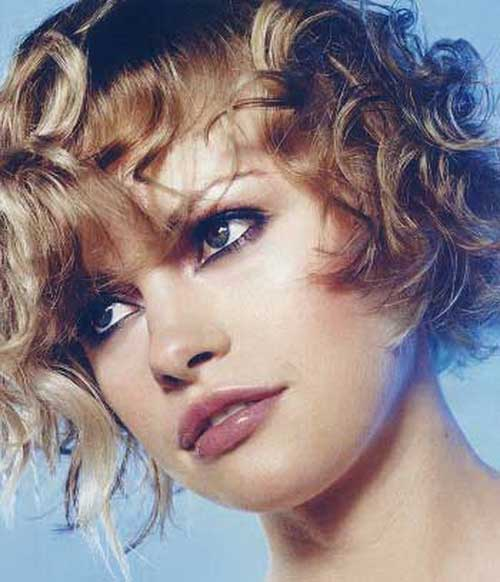 25 Best Short Haircuts For Curly Hair Short Hairstyles 2016 2017