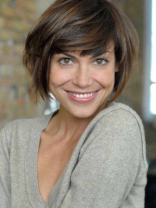 Luxury 30 Cute Short Hairstyles For Girls  Short Hairstyles 2016  2017