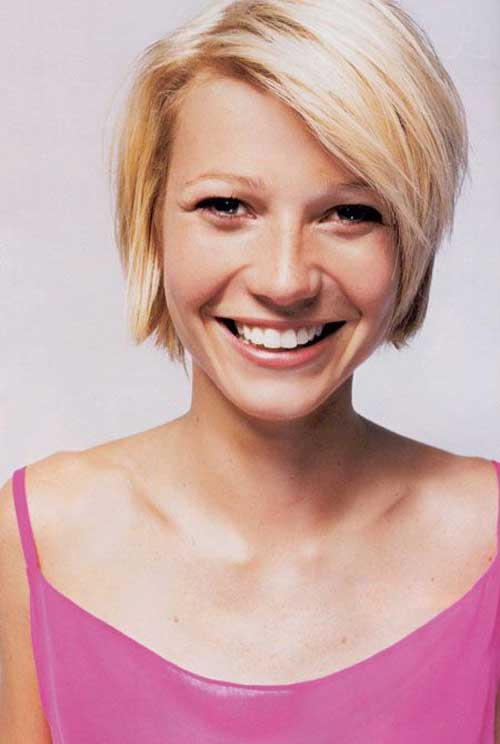 Cute Short Blonde Haircut Hairstyles