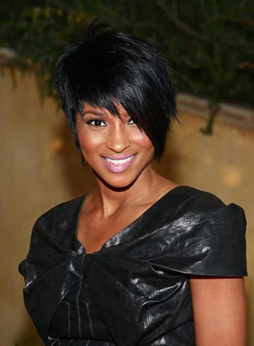 Terrific Black Women With Short Hairstyles Short Hairstyles 2016 2017 Short Hairstyles Gunalazisus