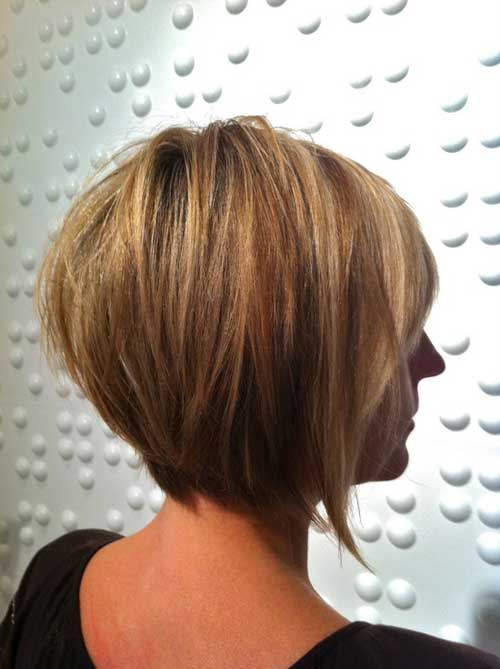 Cute-short-layered-bob-hair