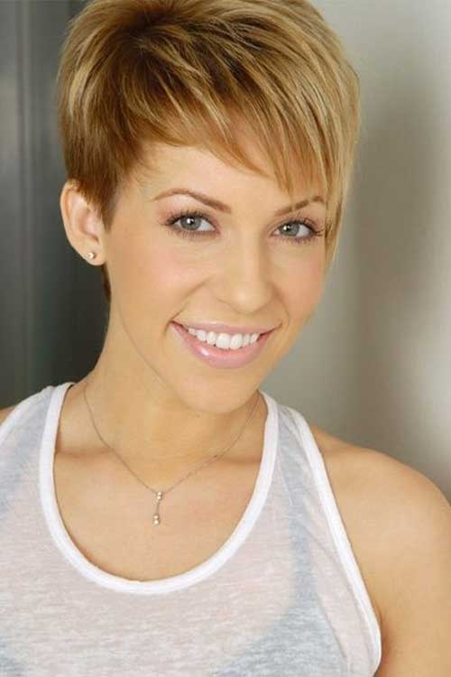 Magnificent Chic Pixie Haircuts Of 2013 Short Hairstyles 2016 2017 Most Short Hairstyles Gunalazisus