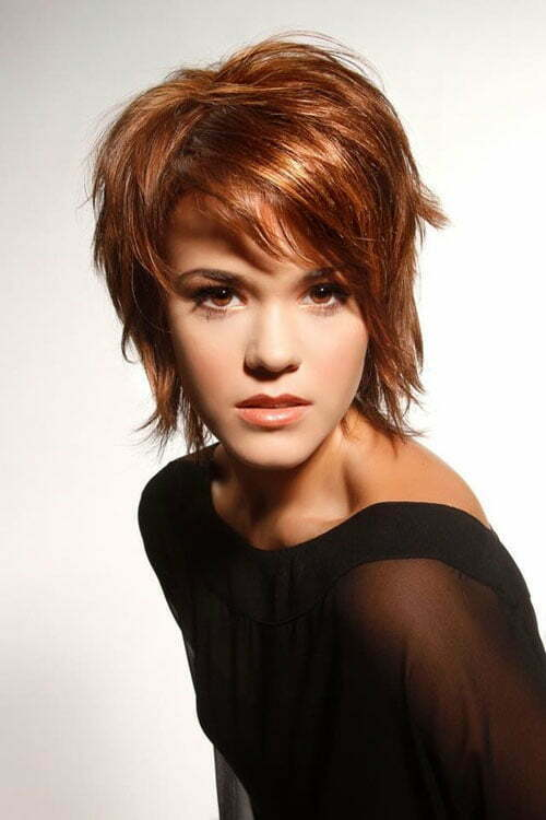 New Trendy Short Hairstyles Short Hairstyles 2017 2018 Most