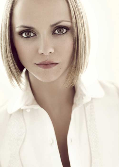 Easy Short Straight Hair Styles-1