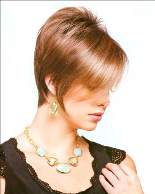 Easy Short Straight Hairstyles-6
