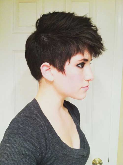 20 Great Short Haircuts for Women-1