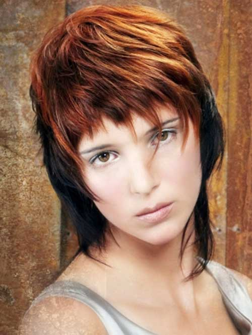 30 Hair Color Ideas For Short Hair  Short Hairstyles 2016  2017  Most Popu
