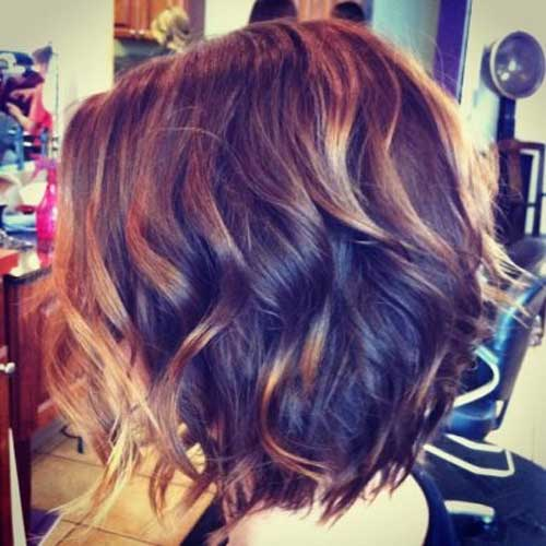 Hair Color Ideas for Short Hair-10