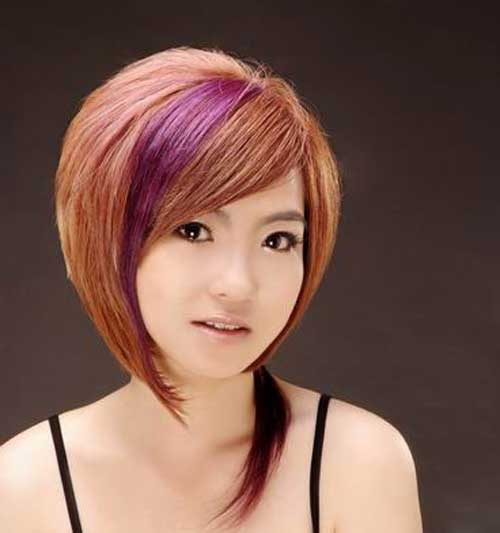 Hair Color Ideas for Short Hair-11
