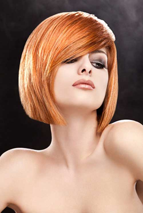 Hair Color Ideas for Short Hair-12
