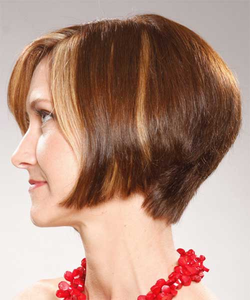 Hair Color Ideas for Short Hair-18