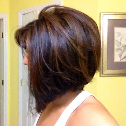 Hair Color Ideas for Short Hair-7