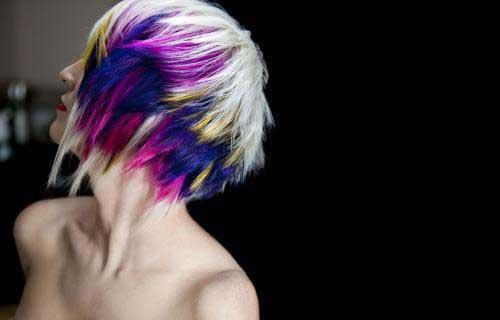 30 Hair Color Ideas For Short Hair