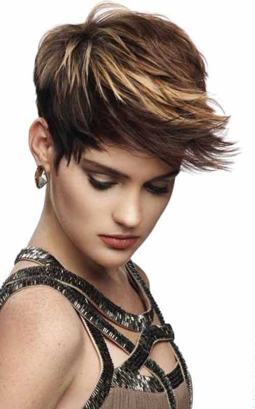 Hairstyles for Pixie Cuts-10