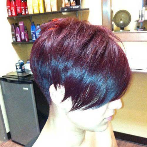 Hairstyles for Pixie Cuts-12