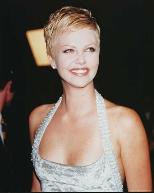 Hairstyles for Pixie Cuts-4