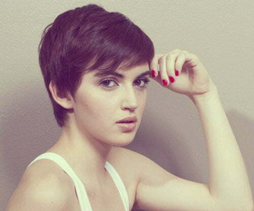 Hairstyles for Pixie Cuts-7