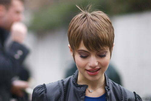 Hairstyles for Pixie Cuts-9