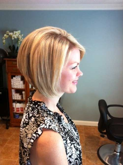 Tapered bob hairstyle is also a new introduction in the bob hairstyle